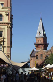 The Rocks Market Sidney Australia